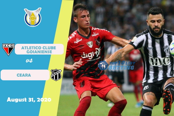 Atletico Clube Goianiense vs Ceara prediction