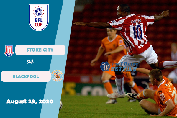 Stoke City vs Blackpool prediction