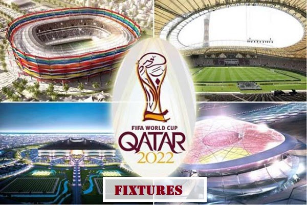 World Cup 2022 qualifying fixtures