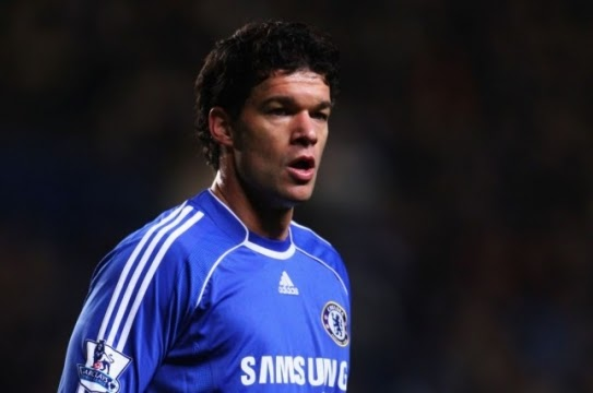 Michael Ballack Chelsea: Points out the regret