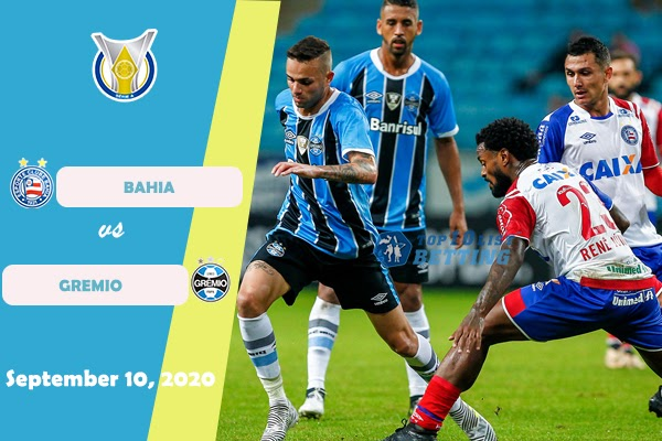 Bahia vs Gremio prediction