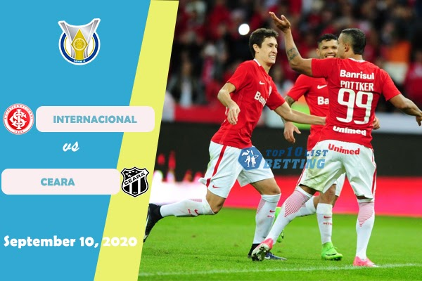 Internacional vs Ceara prediction