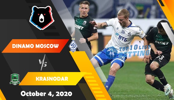 Dinamo Moscow vs Krasnodar Prediction