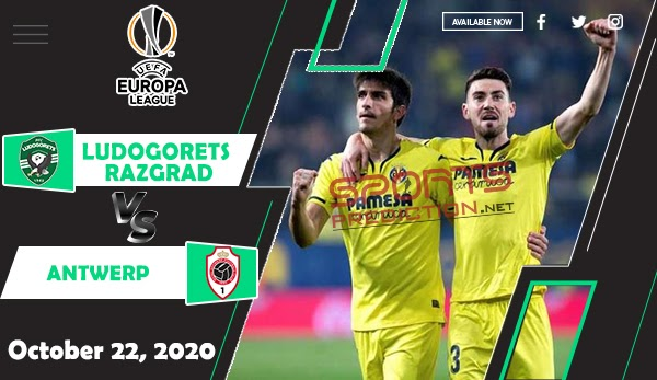 Ludogorets Razgrad vs Antwerp Prediction