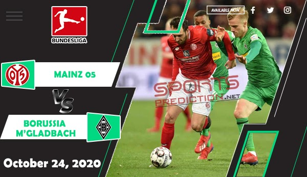 Mainz 05 vs Borussia M'gladbach Prediction