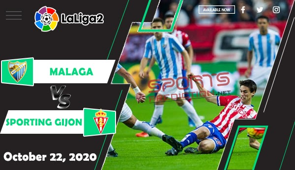 Malaga vs Sporting Gijon Prediction