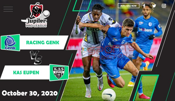 Racing Genk vs KAS Eupen Prediction
