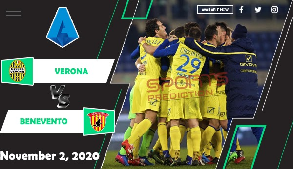 Verona vs Benevento Prediction