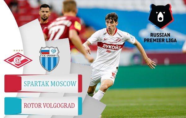 Spartak Moscow vs Rotor Volgograd Prediction