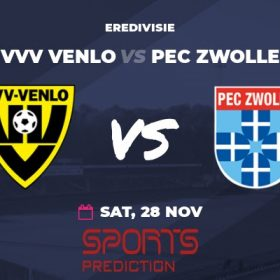 VVV Venlo vs PEC Zwolle Prediction