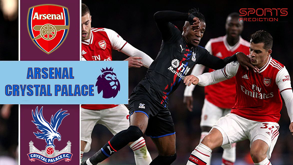 Arsenal vs Palace Prediction
