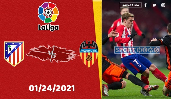 Atletico Madrid vs Valencia Prediction