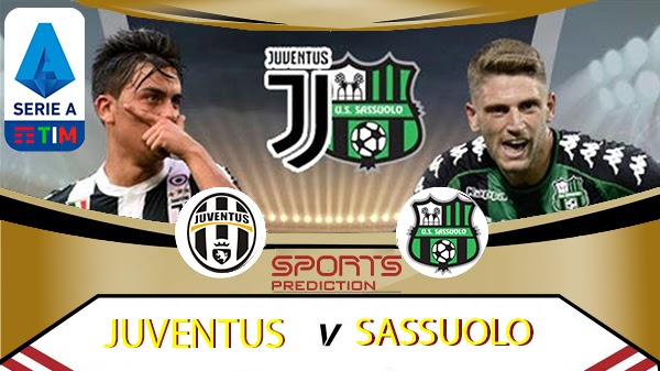 Juventus vs Sassuolo Prediction