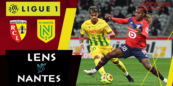 Nantes vs Lens Prediction