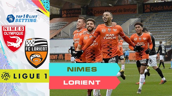 Nimes vs Lorient Prediction