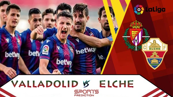 Valladolid vs Elche Prediction