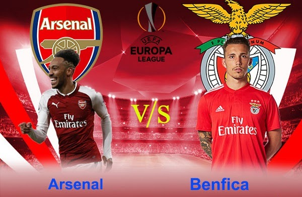 Arsenal vs Benfica Prediction