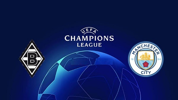Borussia M'gladbach vs Man City Prediction