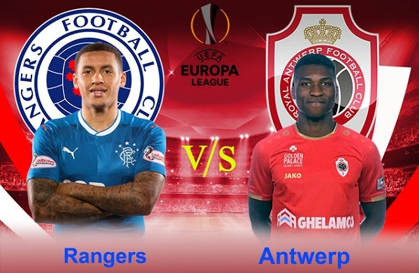 Rangers vs Antwerp Prediction