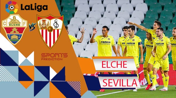 Elche vs Sevilla Prediction